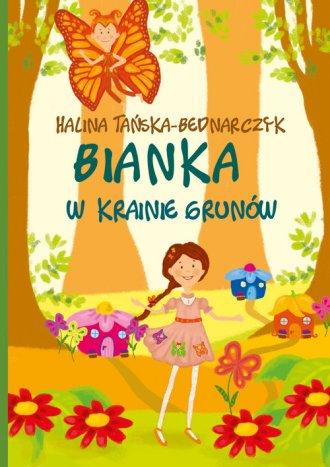 Bianka w krainie Grunów - okładka książki