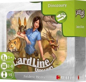 Cardline. Dinozaury - zdjęcie zabawki, gry
