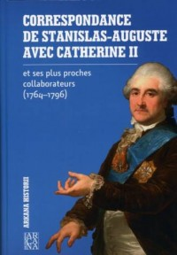Correspondance de Stanislaus-Auguste - okładka książki