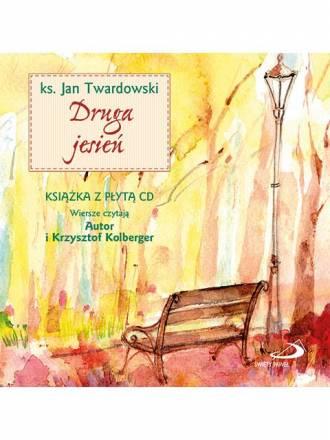 Druga jesień. Tom 7 (+ CD) - okładka książki