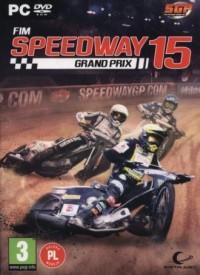 FIM Speedway. Grand Prix 15 - Wydawnictwo - pudełko programu
