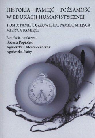 Historia - pamięć - tożsamość w - okładka książki