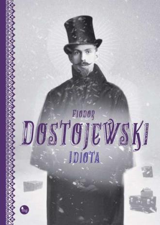 Idiota - okładka książki