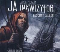 Ja Inkwizytor. Kościany galeon - pudełko audiobooku