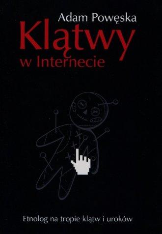 Klątwy w internecie - okładka książki