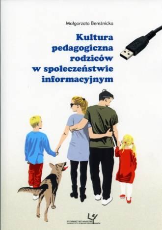 Kultura pedagogiczna rodziców w - okładka książki