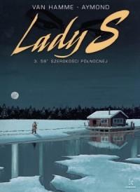 Lady S. 3 59 szerokości północnej - okładka książki
