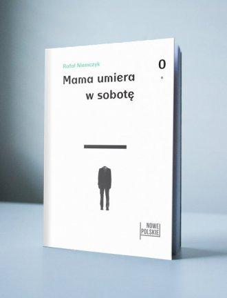 Mama umiera w sobotę - okładka książki