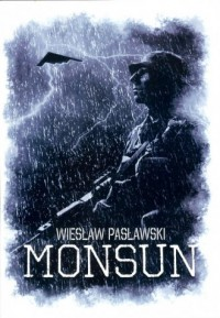 Monsun - okładka książki