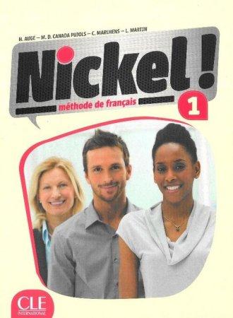 Nickel 1. Podręcznik (+ DVD) - okładka podręcznika