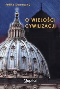 O wielości cywilizacji - okładka książki
