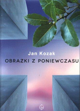 Obrazki z poniewczasu - okładka książki
