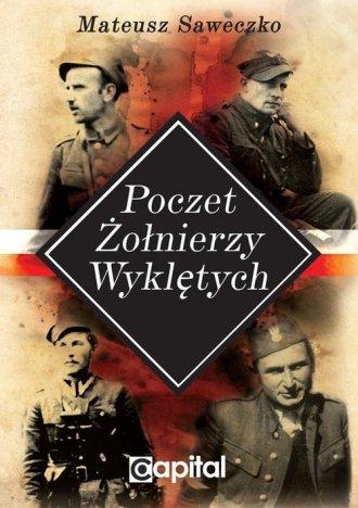 Poczet Żołnierzy Wyklętych - okładka książki