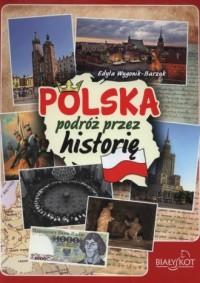Polska podróż przez historię - okładka książki