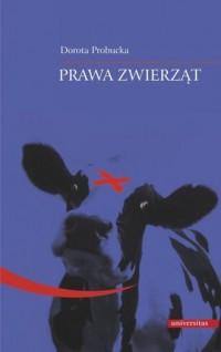 Prawa zwierząt - okładka książki