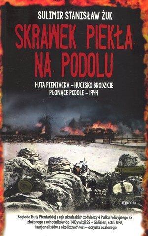 Skrawek piekła na Podolu - okładka książki