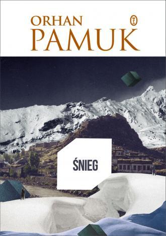 Śnieg - okładka książki