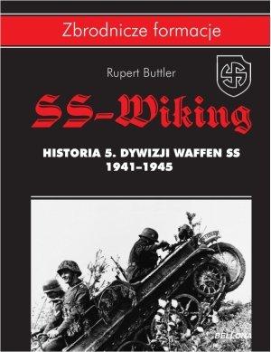 SS-Wiking. Historia 5. Dywizji - okładka książki