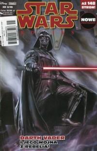 Star Wars. Darth Vader i jego wojna - okładka książki