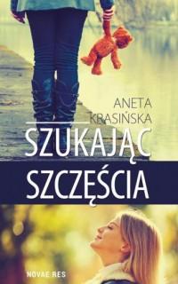 Szukając szczęścia - okładka książki
