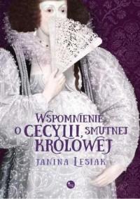 Wspomnienie o Cecylii, smutnej - okładka książki