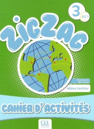 Zig zag 3. Ćwiczenia - okładka podręcznika