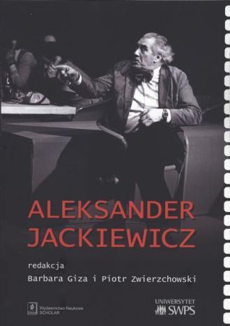Aleksander Jackiewicz - okładka książki