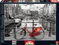 Amsterdam (puzzle 1000-elem.) - zdjęcie zabawki, gry