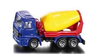 Betoniarka - zdjęcie zabawki, gry