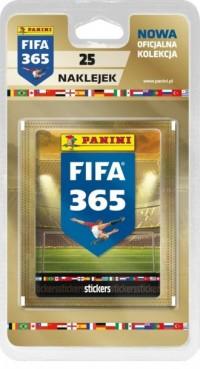 Blister z kartami FIFA 365 - Wydawnictwo - zdjęcie zabawki, gry