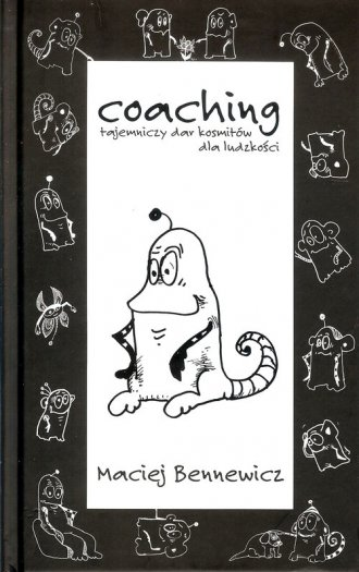 Coaching. Tajemniczy dar kosmitów - okładka książki