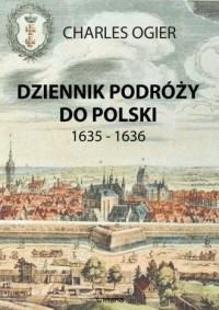Dziennik podróży do Polski 1635-1636 - okładka książki