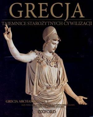 Grecja. Okres archaiczny cz. 2. - okładka książki
