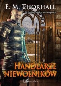Handlarze niewolników - okładka książki