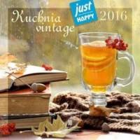 Kalendarz praktyczny 2016. Kuchnia - okładka książki