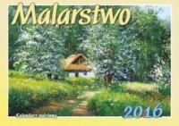 Kalendarz rodzinny 2016. Malarstwo - okładka książki