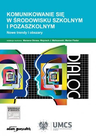 Komunikowanie się w środowisku - okładka książki