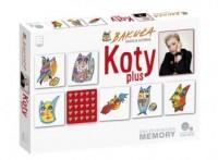Koty plus - Hanna Bakuła - zdjęcie zabawki, gry