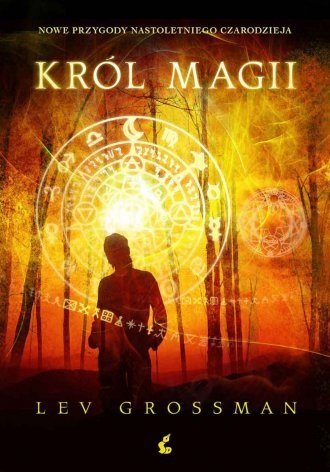 Król magii - okładka książki