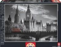 Londyński autobus (puzzle 1000-elem.) - zdjęcie zabawki, gry