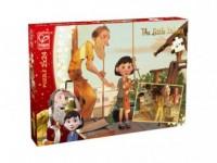 Mały Książę. Odkrywanie (puzzle 2 x 24-elem.) - zdjęcie zabawki, gry