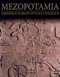 Mezopotamia. Asyria cz. 1. Tajemnice Starożytnych Cywilizacji. Tom 45 - okładka książki