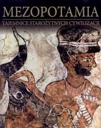 Mezopotamia. Babilonia cz. 1. Tajemnice Starożytnych Cywilizacji. Tom 43 - okładka książki