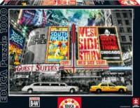Nowy Jork. Teatr (puzzle 1000-elem.) - zdjęcie zabawki, gry