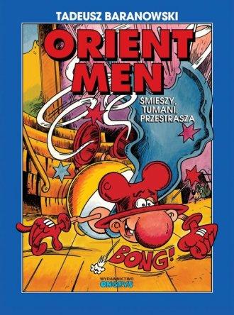 Orient Men - okładka książki