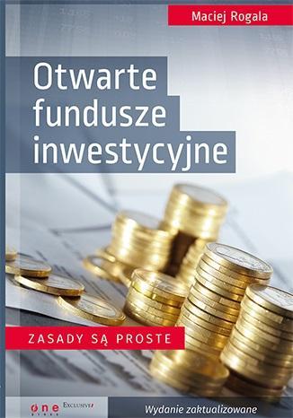 Otwarte fundusze inwestycyjne. - okładka książki