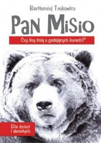 Pan Misio - okładka książki