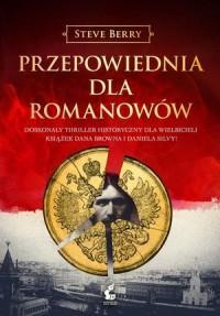 Przepowiednia dla Romanowów - okładka książki