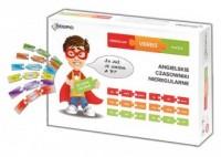 Puzzle do nauki czasowników nieregularnych - Irregular Verbs Puzzle - zdjęcie zabawki, gry