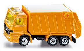 Śmieciarka - zdjęcie zabawki, gry